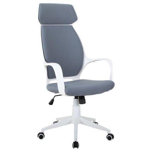 Компьютерное кресло TetChair Grace офисное, обивка: текстиль, цвет: серый по цене 11 090