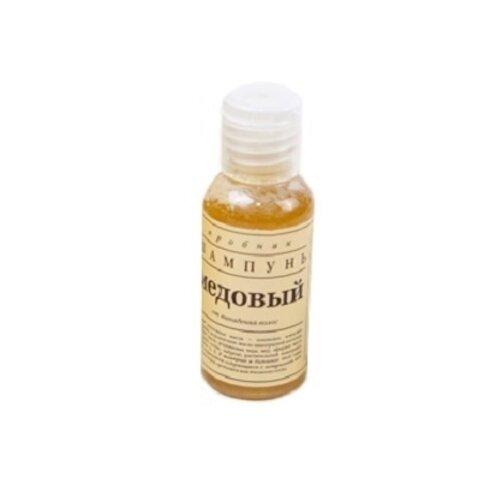 Краснополянская косметика шампунь Медовый от выпадения волос 30 мл недорого