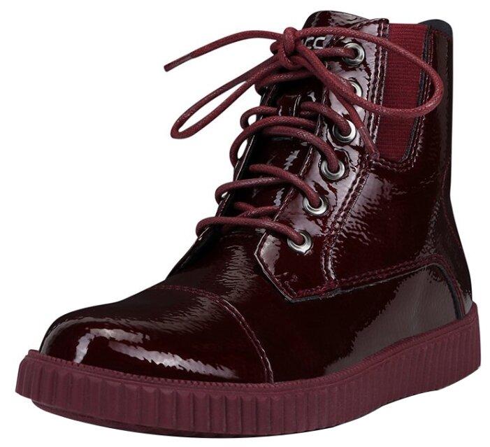 Ботинки T.Taccardi размер 32, бордовый