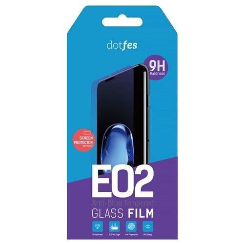 Защитное стекло Dotfes E02 для Apple iPhone 6/iPhone 6S прозрачный защитное стекло caseguru для apple iphone 6 6s silver logo