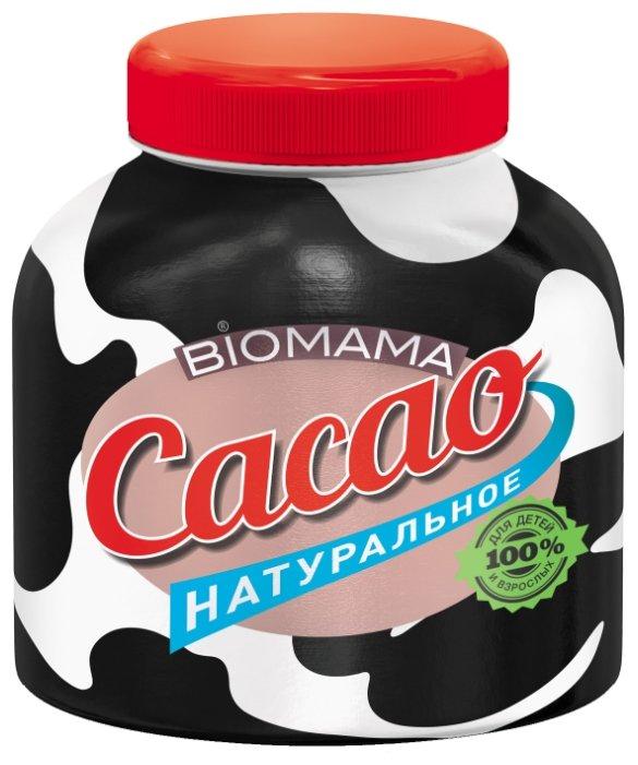 BIOMAMA Какао-напиток растворимый