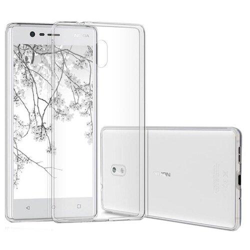 Чехол Gosso 143748 для Nokia 3 прозрачный