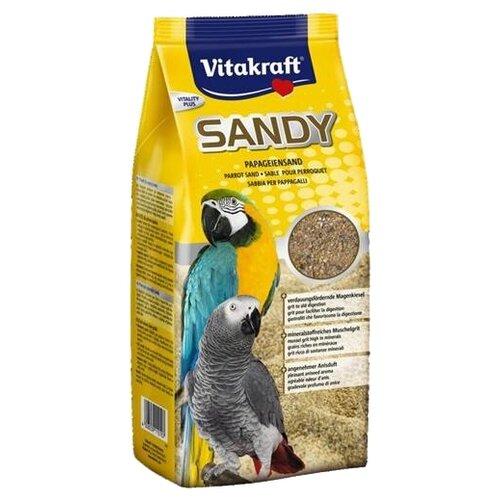 Песок Vitakraft Sandy для крупных попугаев 2.5 кг