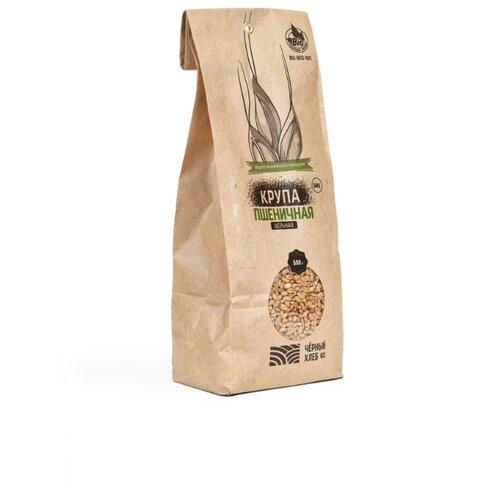 Чёрный хлеб Крупа пшеничная цельная 500 г