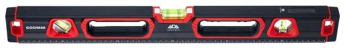 Уровень брусковый 3 глаз. ADA instruments Titan 60 Plus 60 см