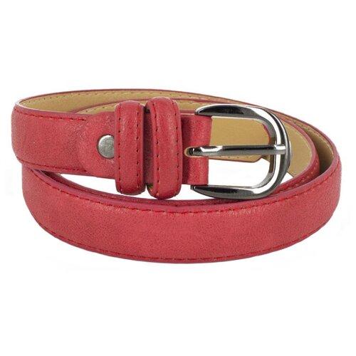Ремень Kingth Goldn WSPD02, красный, 109 см