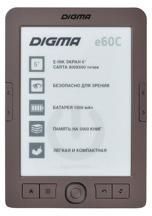 Digma Электронная книга Digma e60C