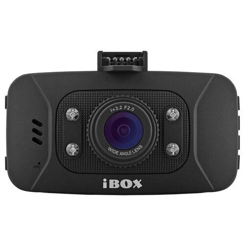 Видеорегистратор iBOX Z-800 черный