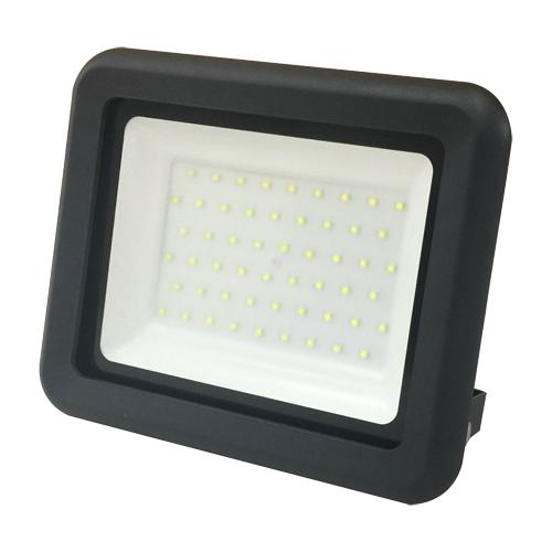 цена на Прожектор светодиодный 70 Вт jazzway PFL-C 70W (6500K IP65)