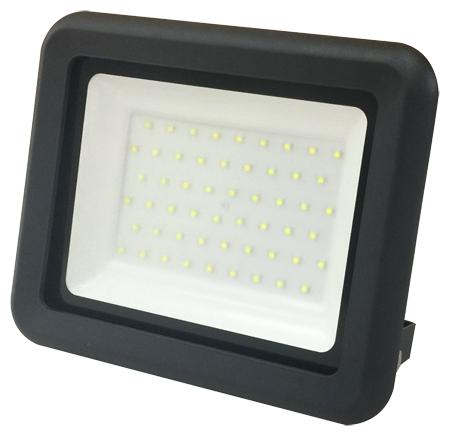 Прожектор светодиодный 70Вт, IP65 (плоский корпус)