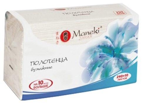 Maneki Полотенца бумажные для диспенсера