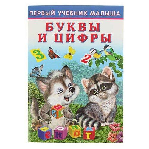 Зверькова Ю. Первый учебник малыша. Буквы и цифрыУчебные пособия<br>