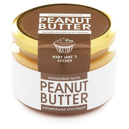Peanut Butter & Co. Паста арахисовая Карамельная хрустящая, 220 гШоколадная и ореховая паста<br>