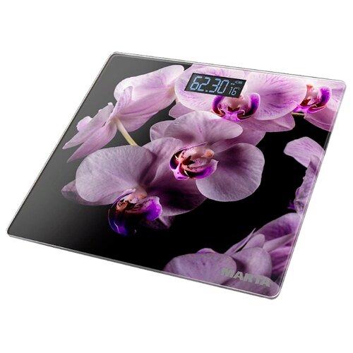 Весы Marta MT-1676 ОрхидеяНапольные весы<br>