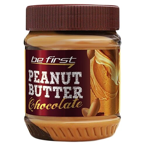 Be First Арахисовая паста с шоколадом Chocolate, 340 г