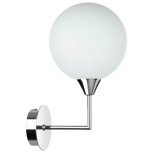 Настенный светильник Лаборатория света 33 Идеи WLL.401.01.01.CH-S.01.WH, 60 Вт подвесной светильник 33 идеи pnd 101 03 01 ab s 02 wh 3
