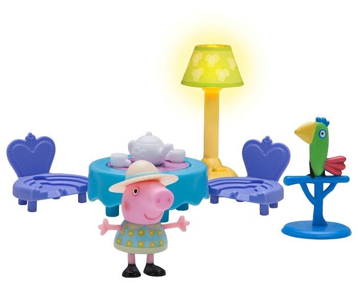 Игровой набор Пеппа и чайная церемония, «Свинка Пеппа»
