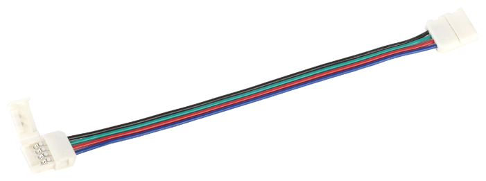 Соединитель (коннектор) IEK LSCON10-RGB-212-10-PRO