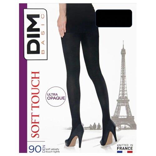 Колготки DIM Basic Soft Touch 90 den черный 2 (DIM)Колготки и чулки<br>