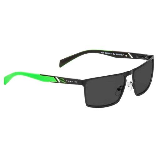 Очки солнцезащитные GUNNAR CERBERUS designed by RAZER Grey Onyx, RZR-30004