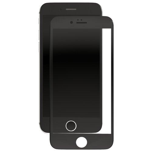 Защитное стекло uBear 3D Shield для Apple iPhone 6/6s черный защитное стекло caseguru для apple iphone 6 6s silver logo