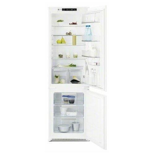 цена Встраиваемый холодильник Electrolux ENN 92803 CW онлайн в 2017 году