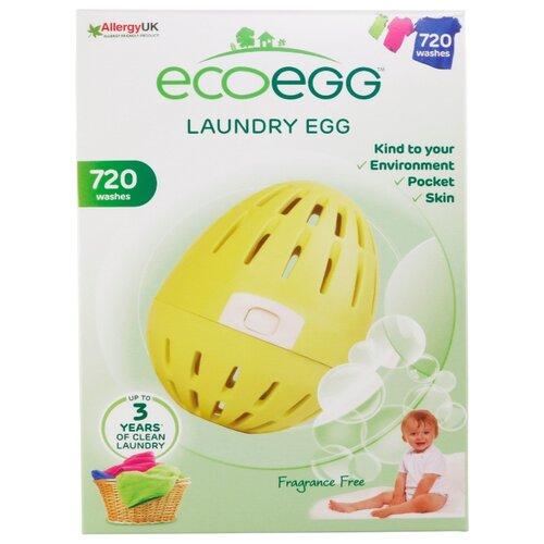 Ecoegg шары для стирки Без запаха, картонная пачка, количество стирок: 720