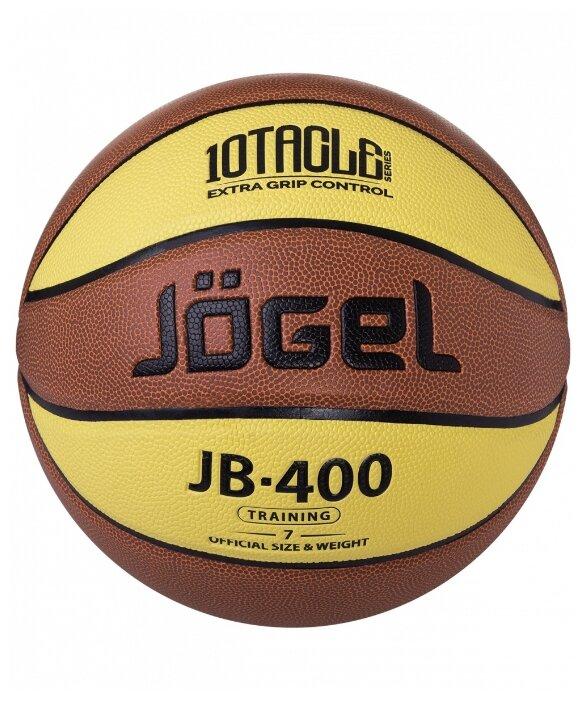 Баскетбольный мяч Jogel JB-400 №7, р. 7