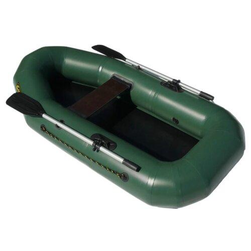 Надувная лодка Leader Компакт 210 зеленый надувная лодка leader компакт 200 зеленый