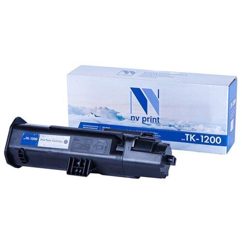 Фото - Картридж NV Print TK-1200 для Kyocera, совместимый картридж nv print nv tk 5280m совместимый