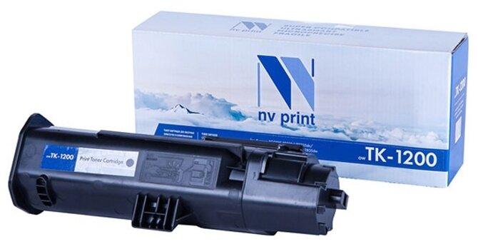 Картридж NV Print TK-1200 для Kyocera, совместимый