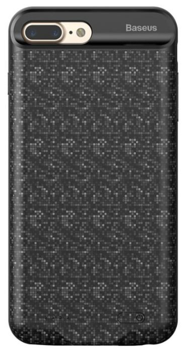 Чехол-аккумулятор Baseus Plaid Backpack Power Bank (ACAPIPH7P-BJ01) для iPhone 7 Plus