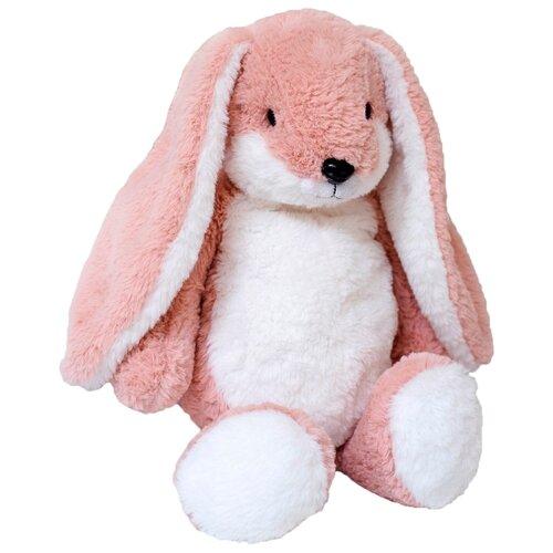 Купить Мягкая игрушка ПлюшЛенд Зайка с бантиком 30 см, Мягкие игрушки