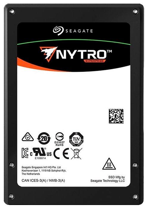 Твердотельный накопитель Seagate Nytro 480 GB (XA480ME10063) — цены на Яндекс.Маркете