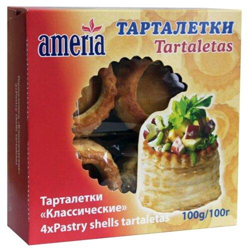 Ameria тарталетки Классические, (4 шт.)