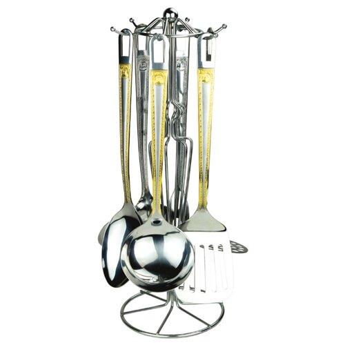 Набор навесок Rainstahl 8158-07RS\KT, нержавеющая сталь (7 шт.) золотистый / стальнойКухонная навеска<br>