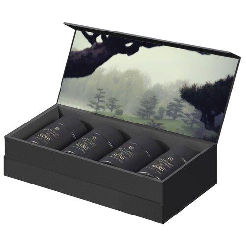 Чай черный Kioko Kaze matsu ассорти подарочный набор, 60 г