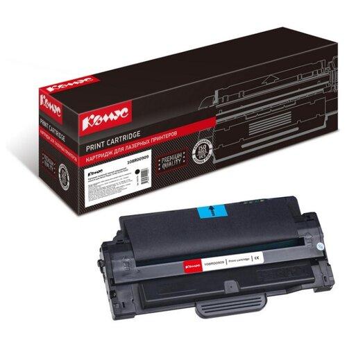 Фото - Картридж лазерный Комус 108R00909 черный, повышенная емкость, для Xerox3140/3155 картридж xerox 108r00909 108r00909 108r00909 108r00909 108r00909 108r00909 для для phaser 3140 3155 3160 2500стр черный