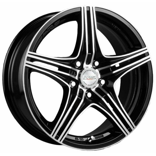 Колесный диск Racing Wheels H-464 6.5x15/5x105 D56.6 ET35 BK F/P