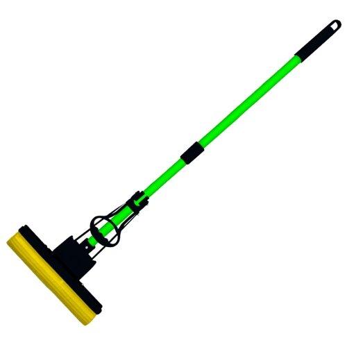 швабра boomjoy ex280 черный зеленый Швабра AZUR 081520, зеленый/желтый/черный