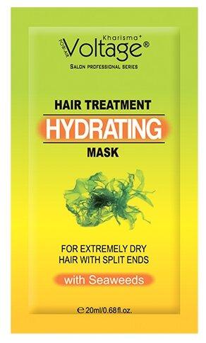 Kharisma Voltage Маска для сухих и ломких волос с водорослями