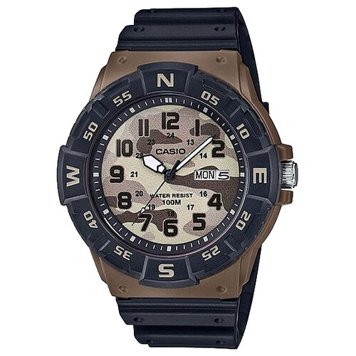 Наручные часы CASIO MRW-220HCM-5B casio часы casio mrw 400h 9a коллекция analog