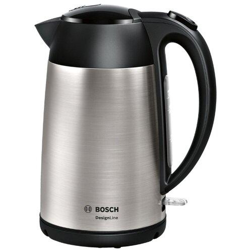 Фото - Чайник Bosch TWK 3P420, нержавеющая сталь чайник bosch twk 3p420