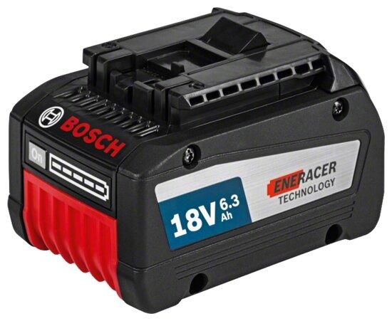Аккумуляторный блок BOSCH 1600A00R1A 18 В 6.3 А·ч