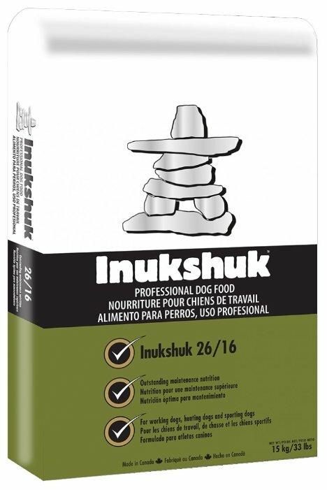 Корм для собак Inukshuk 26/16 (0.2 кг)