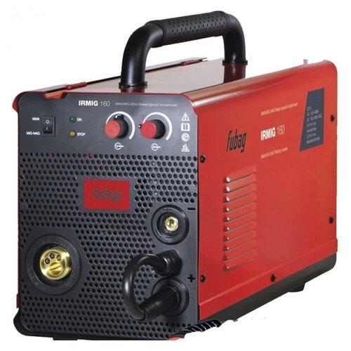 Сварочный аппарат Fubag IRMIG 160 (MIG/MAG, MMA) сварочный аппарат fubag ir 160 mma