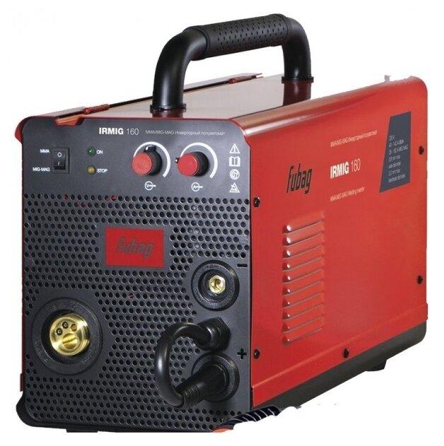 Сварочный аппарат Fubag IRMIG 160 (MIG/MAG, MMA) — купить и выбрать из более, чем 7 предложений по выгодной цене на Яндекс.Маркете