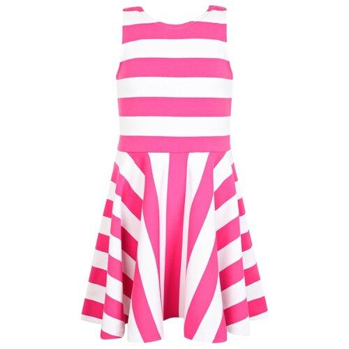 Купить Платье Ralph Lauren размер 122, розовый/полоска, Платья и сарафаны