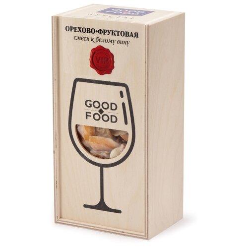 Смесь орехов и цукатов GOOD FOOD к белому вину Special 300 г