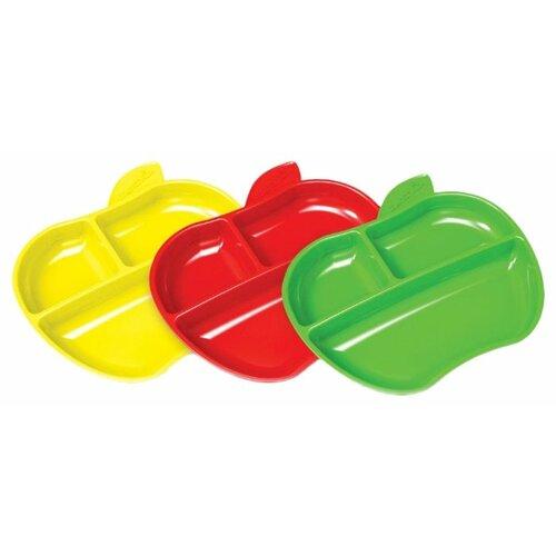Комплект посуды Munchkin Apple (12102)